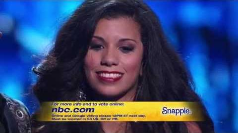 America's Got Talent S09E16 Quarterfinal Round 4 Pop Singer Kelli Glover