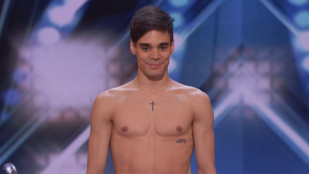 David Pereira | America's Got Talent Wiki | FANDOM powered by Wikia
