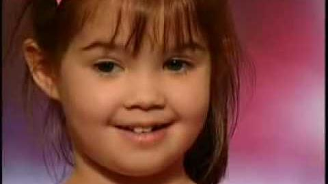 Kaitlyn Maher (4 year old singer) on America's Got Talent