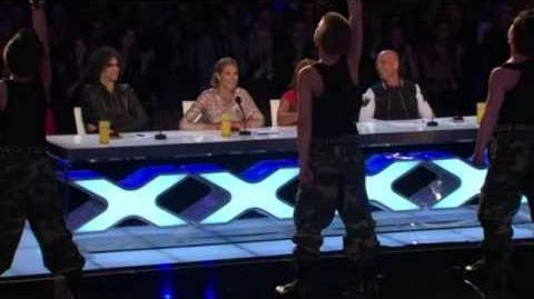 Struck Boyz - America's Got Talent 2013 Season 8 Week 4 Auditions