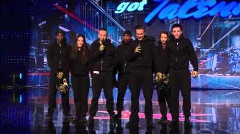 Hammerstep - Irish Dance meets Hip Hop - America's Got Talent 2013 Season 8 Week 4 Auditions