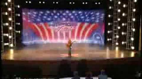 America's Got Talent 2008 - Sarah Lenore