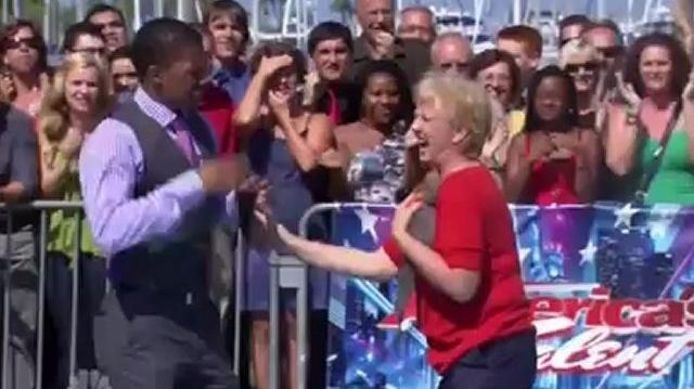 Twiggy The Waterskiing Squirrel ~ America's Got Talent 2012-0