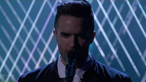 America's Got Talent 2016 Finals Resullts Final Brian Justin Crum Performance S11E23