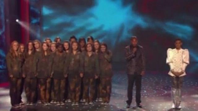 1st Semi-Final Results ~ America's Got Talent 2011 (p6)-0