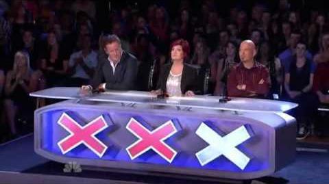 America's Got Talent 2010 Audition 5 Stacy Weaver