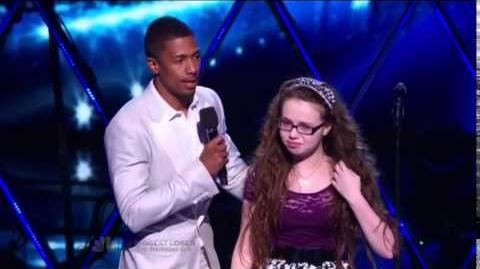 America's Got Talent 2014 Mara Justine Final 12