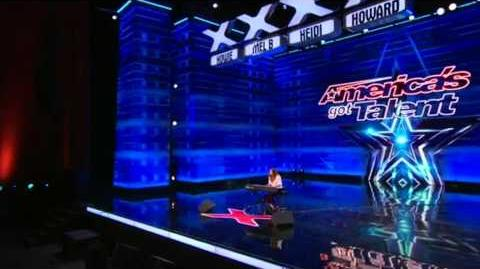 America's Got Talent 2015 Brittney Allen Auditions 5