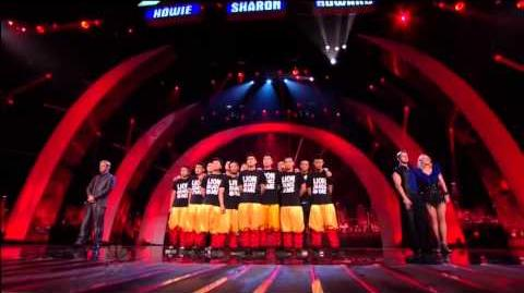 4. The Results of 2nd Quarterfinal ~ America's Got Talent 2012
