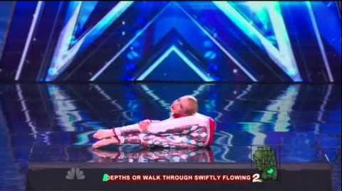 America's Got Talent 2015 Jordan McKnight Auditions 7