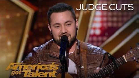 "Brody Ray Transgender Singer Performs Original Song, ""Wake Your Dreams"" - America's Got Talent 2018"