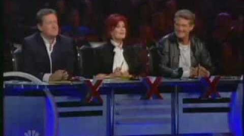 Eli Kerr - America's Got Talent - Magician -