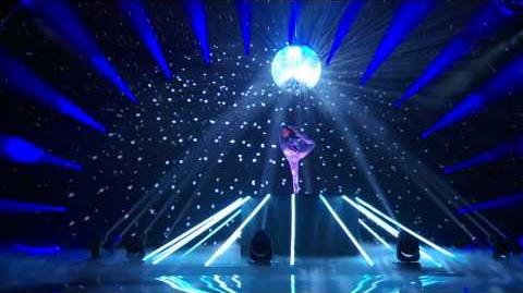 America's Got Talent S09E16 Quarterfinal Round 4 Contortionist Nina Burri