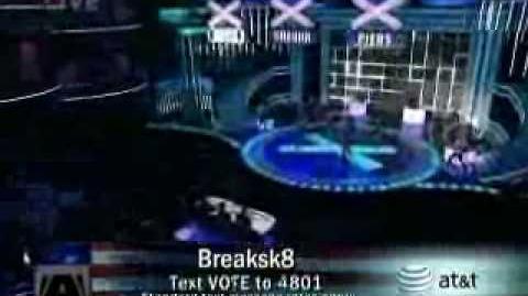 BREAKSK8 on America's Got Talent
