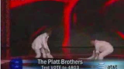 America's Got Talent 09 The Platt Brothers August 4th 2009