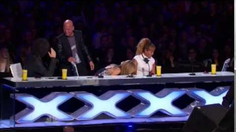 America's Got Talent 2014 Diverse Buzzers Broke Auditions 3