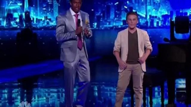 Edon, Top 48 Live ~ America's Got Talent 2012 Q1-0
