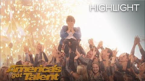 Shin Lim Wins America's Got Talent Season 13 - America's Got Talent 2018