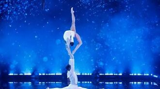 AGT The Champions Duo Destiny are Death Defying and Romantic
