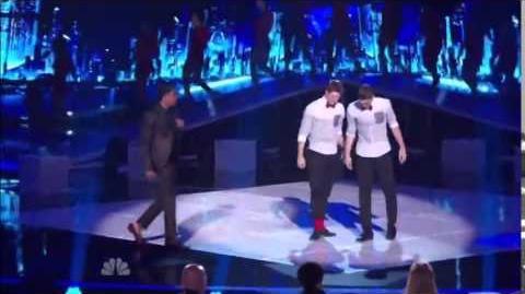 America's Got Talent 2014 Sean & Luke Quarterfinal 1