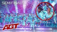 "Ndlovu Youth Choir Puts AMAZING Spin On ""Higher Love"" by Whitney Houston - America's Got Talent 2019"