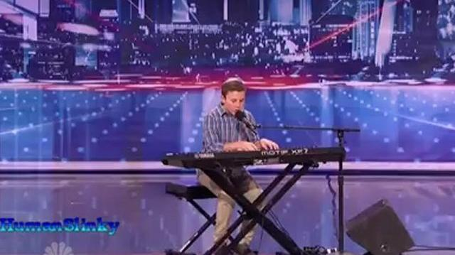 Successful, Austin Auditions ~ America's Got Talent 2012-0