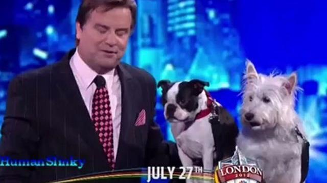 Todd Oliver, Top 48 Live ~ America's Got Talent 2012 Q1-0