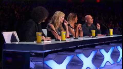 America's Got Talent 2014 Good Acts 2 Auditions 6