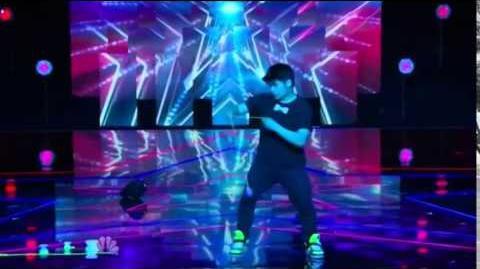 America's Got Talent 2014 John Narum New York Week Day 1