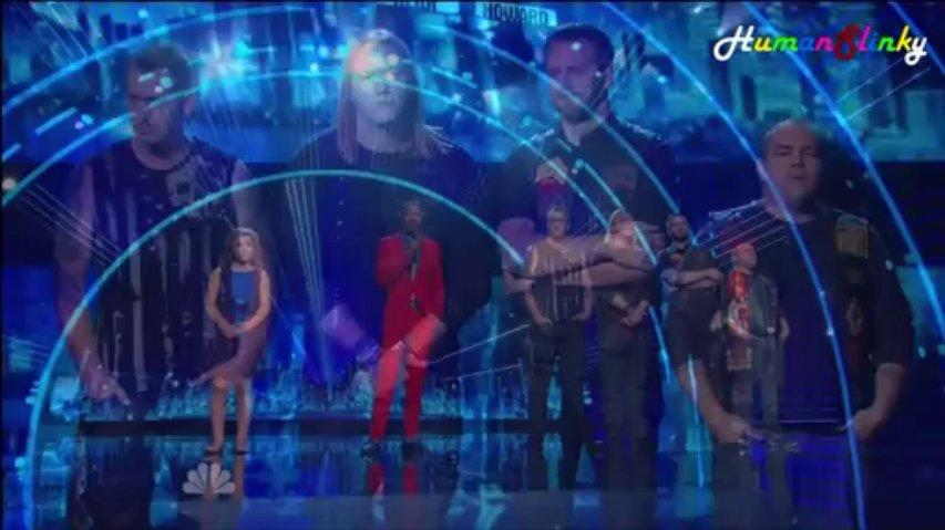 4th Semifinalist ~ AGT 2013 Live Results