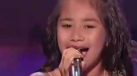 Jessica Sanchez - I Surrender (America's Got Talent)