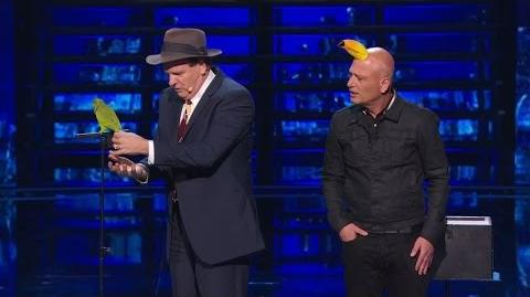 America's Got Talent 2015 S10E10 Judge Cuts - Dana Daniels Magician