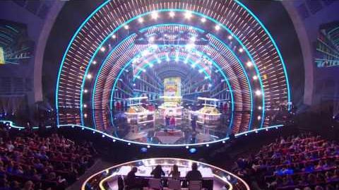 America's Got Talent S09E16 Quarterfinal Round 4 Dom the Bom's Triple Threat