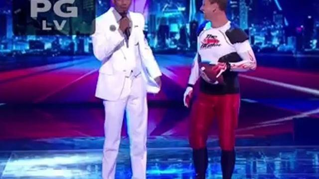 "David ""The Bullet"" Smith, Q4 ~ America's Got Talent 2012-0"