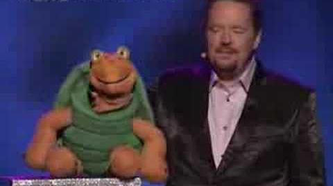 America's Got Talent - Terry Fator (Guest Appearance)