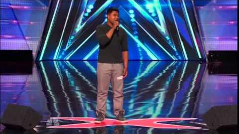 America's Got Talent 2014 Paul Leti Auditions 4