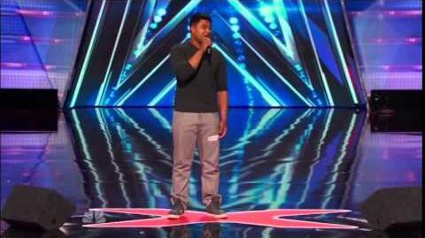America's Got Talent 2014 Paul Leti Auditions 4