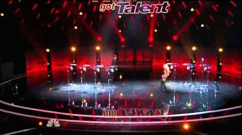 America's Got Talent 2015 Silvia Silvia Judges Cuts Week 1