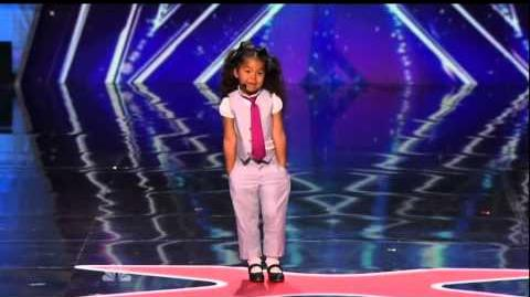 America's Got Talent 2015 Heavenly Joy Jerkins Auditions 6