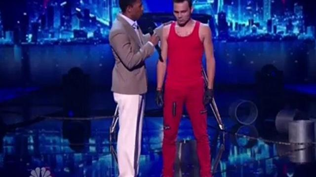 Cristin Sandu, Top 48 Live Q3 ~ America's Got Talent 2012-0