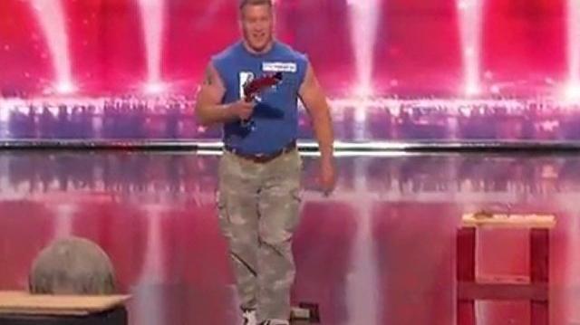The Strong Man America S Got Talent Wiki Fandom