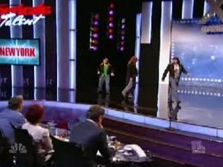 3 Redneck Tenors - America's Got Talent