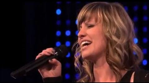 America's Got Talent 2013 Audition - Cami Bradley Stunning Somewhere Over the Rainbow cover