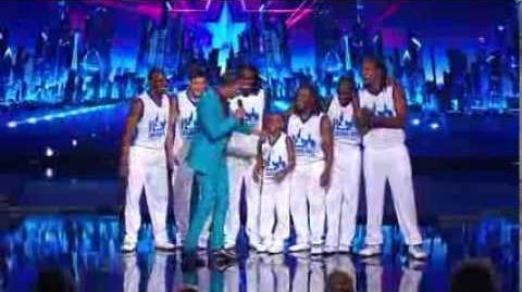 Chicago Boyz - America's Got Talent 2013 Season 8 - Radio City Music Hall