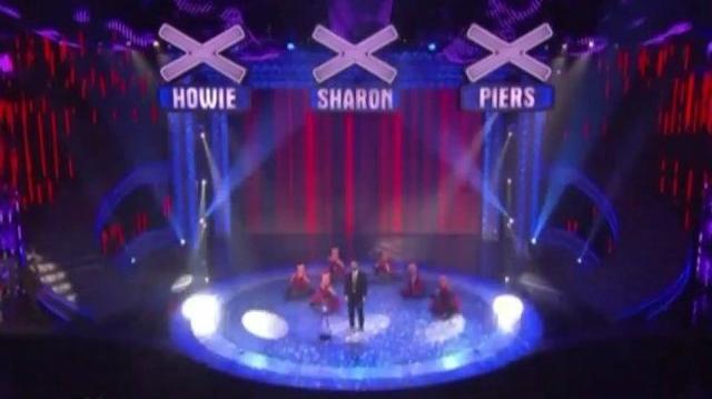 Doogie Horner ~ America's Got Talent 2010, Top 48 Compete Week-4