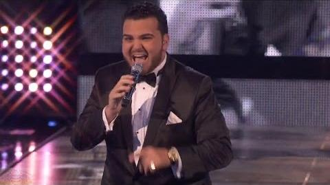 America's Got Talent 2016 Finals Crooner Sal Valentinetti S11E22