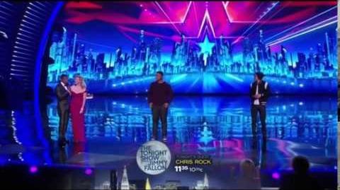 America's Got Talent 2014 Semi-Final 1 Results 3