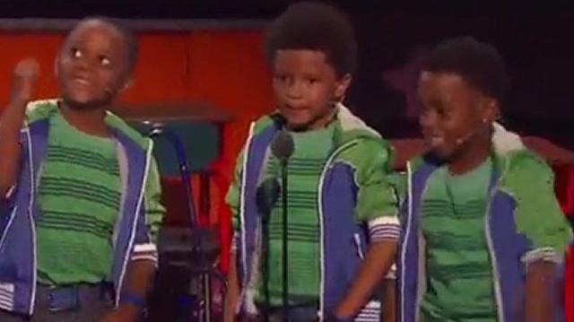 SH'Boss Boys, Top 48 (Q3) ~ America's Got Talent 2011 LIVE-1