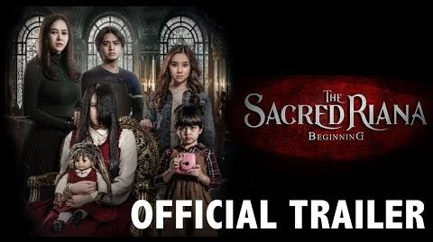The Sacred Riana Beginning (2019) Official Trailer - Billy Christian