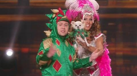 America's Got Talent 2015 S10E25 Finals - Piff The Magic Dragon Full Video